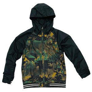 Burton Game Day Jacket Camo Print